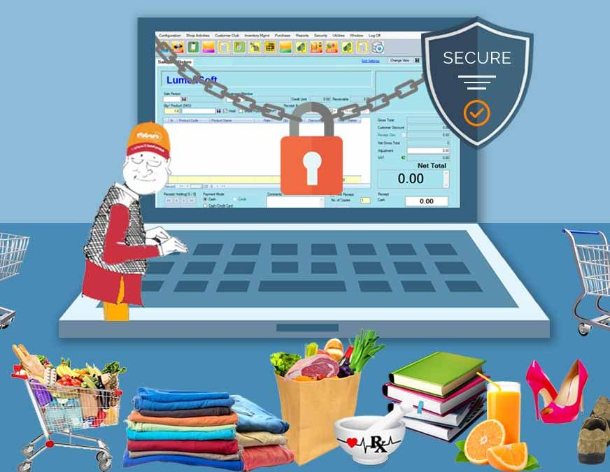 5 Ways to Secure Your POS against Theft in Candela