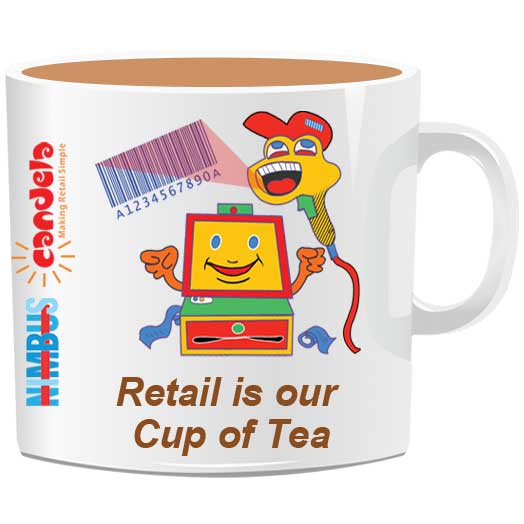 Thank you for contacting us: retail is our cup of tea