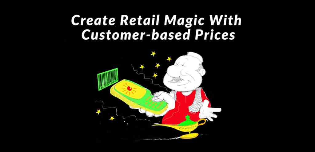 How to use customer based pricing feature in candela